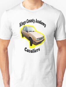 KCA Cavaliers Yellow Unisex T-Shirt