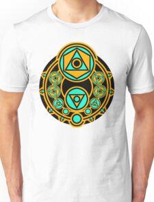 GeoCoin Color V2 Unisex T-Shirt