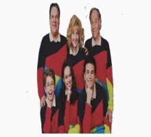 the goldbergs by comicbookguy