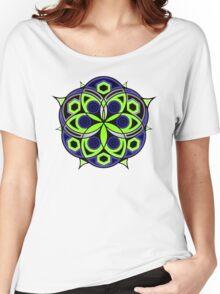 OctaFlower v3 Women's Relaxed Fit T-Shirt