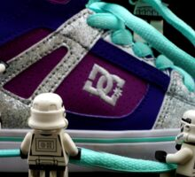 StormTroopers And The ShoeMaker Sticker