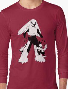 Torchic Evolution Line Long Sleeve T-Shirt