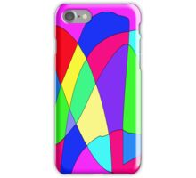 Flowing Abstract Art iPhone Case/Skin