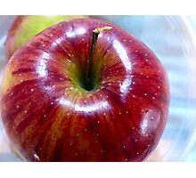 Apple Halo Photographic Print
