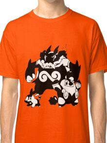 Tepig Evolution Line Classic T-Shirt