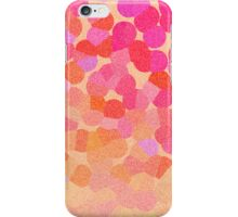 Sparkly Spots - Pink iPhone Case/Skin