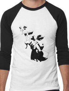Fennekin Evolution Line Men's Baseball ¾ T-Shirt