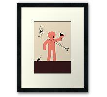Attack on Titan Framed Print