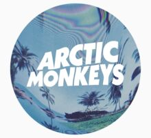 Arctic Monkeys logo by rem9n