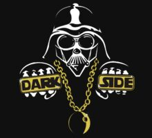 East? West? DARK SIDE! Kids Clothes