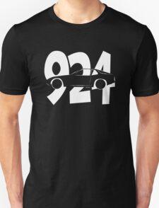 Porsche 924 T-Shirt