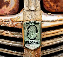 A Close Encounter with a 1936 Nash LaFayette  by Robert Kelch, M.D.