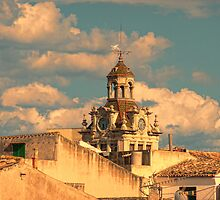 The Roof Tops of Alcudia by Amar-Images