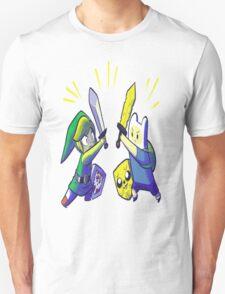 Link Vs. Finn T-Shirt