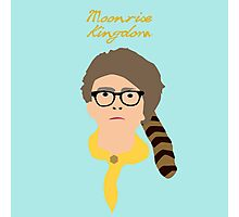 Moonrise Kingdom is Sam Photographic Print