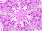 Dreaming of a pink star by Avril Harris