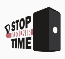 Stop. Mjolnir time. by Grundy