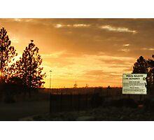 Folsom Prison Blues Photographic Print