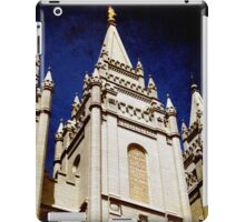 House of the Lord iPad Case/Skin