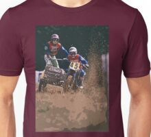 Motorcycle : Best  1  (c)(h) by Olao-Olavia / Okaio Créations Unisex T-Shirt