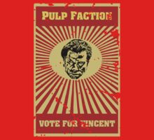 Pulp Faction - Vincent by Frakk Geronimo