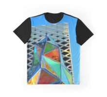 Glass Sculpture Graphic T-Shirt