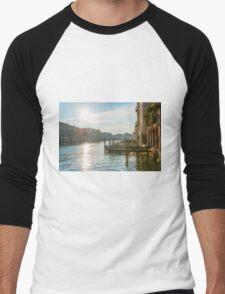 Grand canal Men's Baseball ¾ T-Shirt