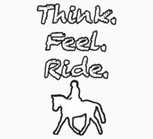 Think.Feel.Ride Kids Clothes