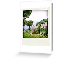 Ravello - Italy Greeting Card