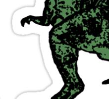 Jurassic T-REX Bathroom Sticker