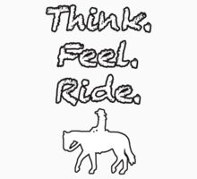 Think. Feel. Ride. *Western* Kids Clothes