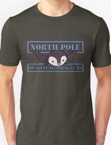 Penguin Sledding Team T-Shirt