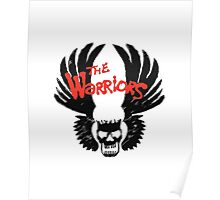 THE WARRIORS gang symbol Poster