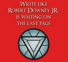 Robert Downey Jr. is Waiting One Piece - Short Sleeve