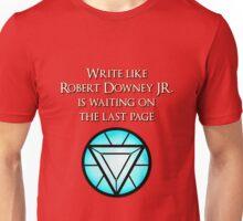 Robert Downey Jr. is Waiting Unisex T-Shirt