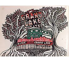 Grand Lake Photographic Print