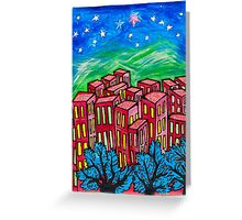 Nite of the Projects Greeting Card