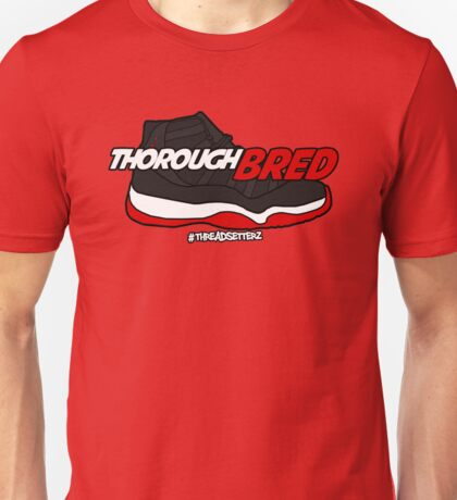 ThoroughBRED 11's Unisex T-Shirt