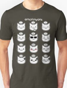 Emotinyans! ( 4 x 3 ) T-Shirt