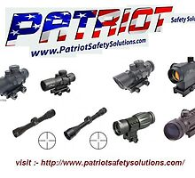 Safety Equipment - www.patriotsafetysolutions.com  by patriotsafetys