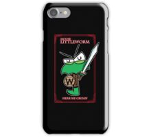 HOUSE LITTLEWORM iPhone Case/Skin
