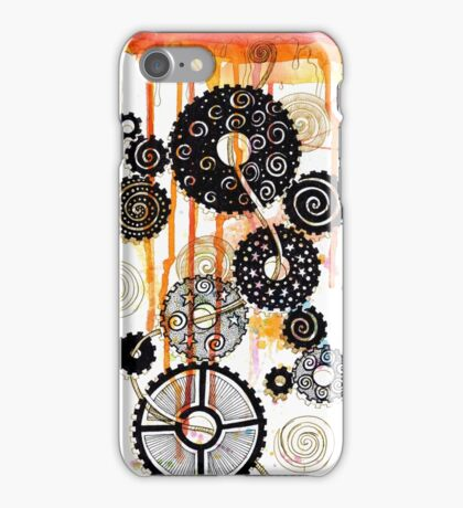 Drips and Gears iPhone Case/Skin