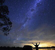 Lake Eppalock: Astro by Jason McNally