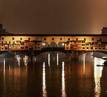 Ponte Vecchio by Andrew Dickman