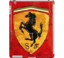Prancing Stallion iPad Case/Skin