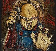 Chucky by Scotty-Bates