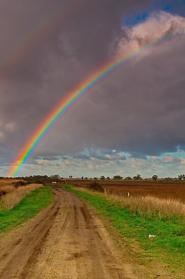 """""""The Rainbow and The Roadway"""" by Phil Thomson IPA"""