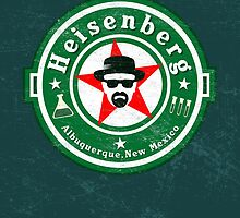 Breaking Bad's Heisenberg by shufti