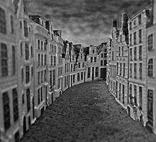 Empty Street by interopia