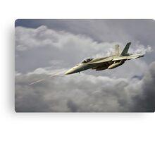 F18 Sting Canvas Print
